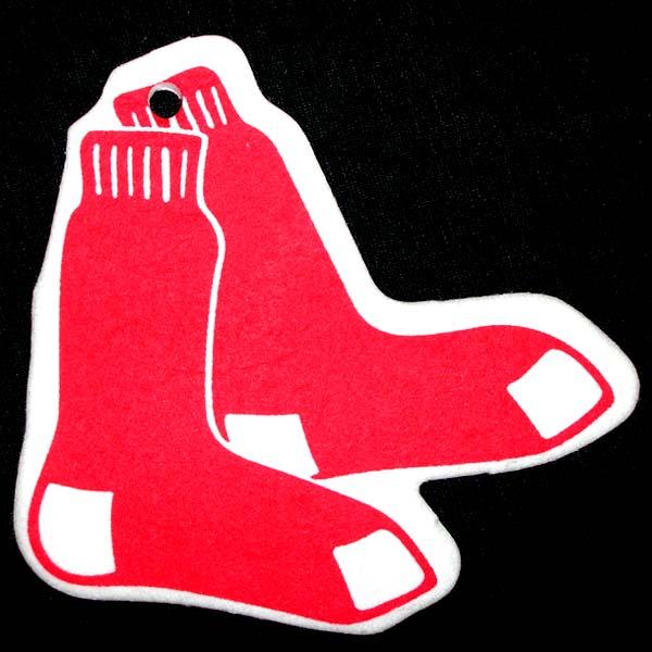 Boston Red Sox Socks Air Freshener