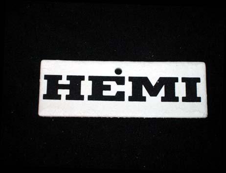 Hemi Air Freshener