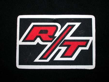 R/T Dodge Hemi Air Freshener