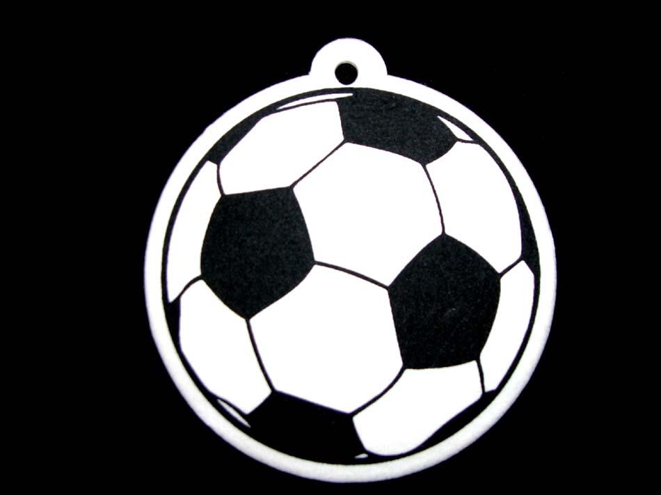 Soccer Ball Air Freshener