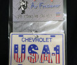 Chevrolet USA-1 Car Air Freshener