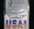 Chevrolet USA-1 Car Air Freshener