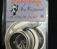 Turbo  Car Air Freshener Turbocharger